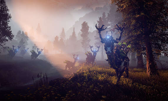 Horizon Zero Dawn has a genuinely small Day 1 patch