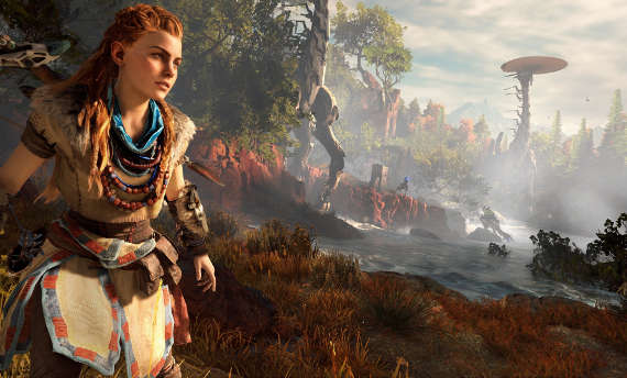 Horizon Zero Dawn receives a story trailer
