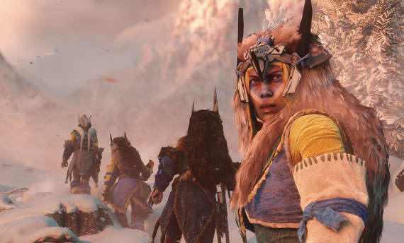The latest Horizon Zero Dawn trailer introduces world building