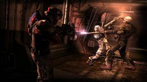 Horror in Dead Space 3 Game