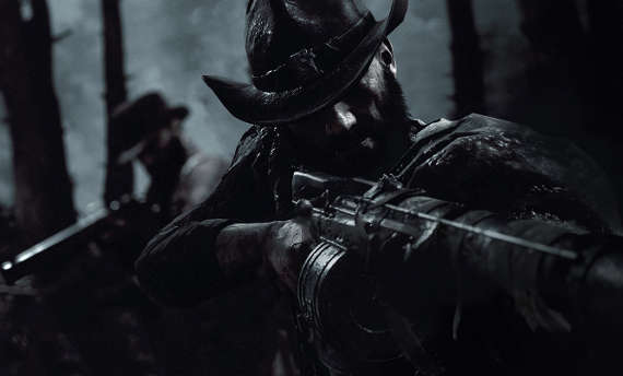 First gameplay footage of Hunt: Showdown revealed