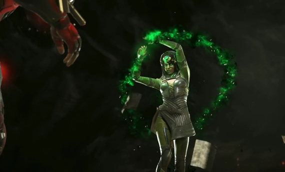 injustice 2 enchantress news feature