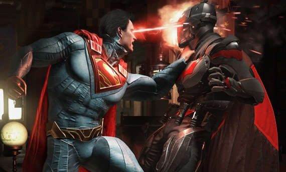Injustice 2 is set to release on May 16th