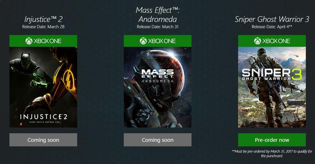 Xbox Rewards