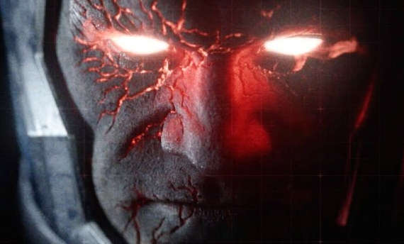 Grey Thanos vel Darkseid gameplay revealed for Injustice 2