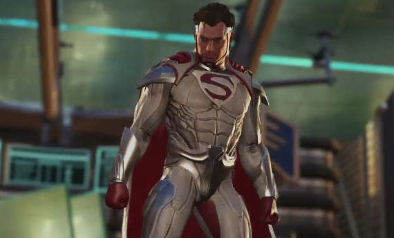 Injustice 2 is basically an RPG when it comes to gear