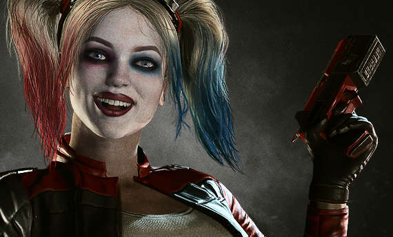 Injustice 2 won't release in March