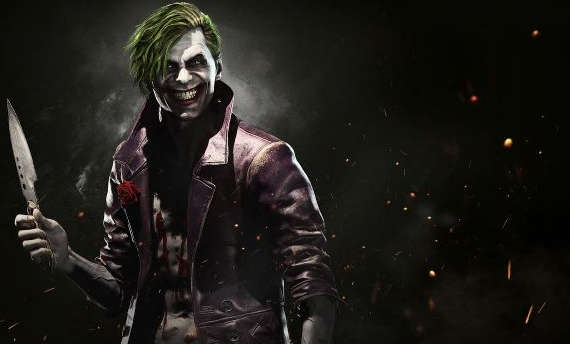 Joker isn't a laughable opponent in the gameplay from Injustice 2