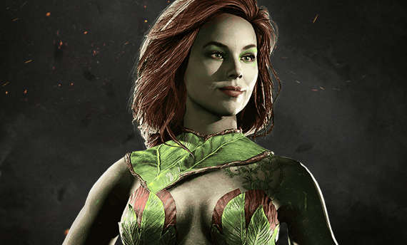 Cheetah, Poison Ivy and Catwoman join Injustice 2
