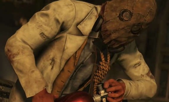 Scarecrow gets introduced as another fighter in Injustice 2