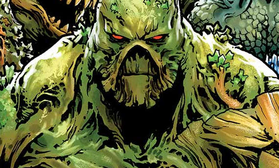 Swamp Thing confirmed as a fighter in Injustice 2