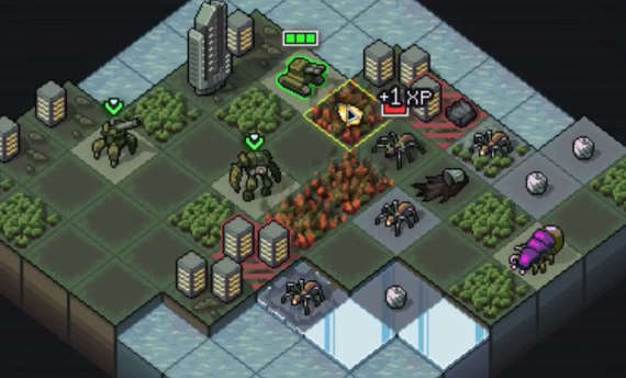 FTL creators announce Into the Breach