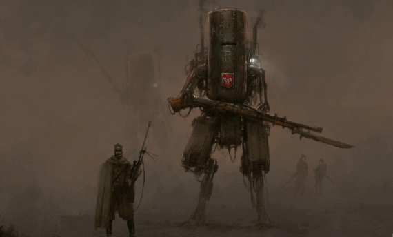 Iron Harvest shows off destructible enviroments
