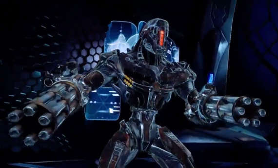 Kilgore is another character to join Killer Instinct's roster