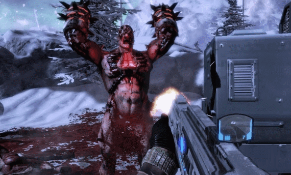 Killing Floor 2 gets big Christmas update