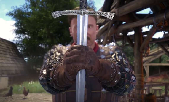 Kingdom Come: Deliverance delivers on February 13th, 2018
