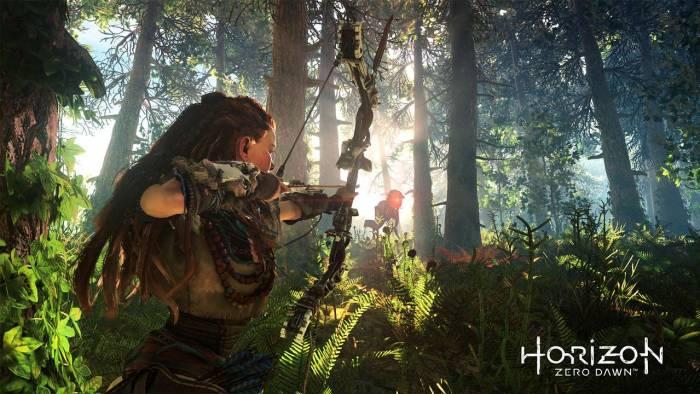 horizon zero dawn hunting