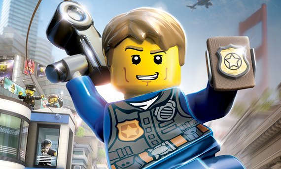 LEGO City Undercover with co-op and a release date