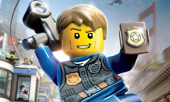 LEGO City Undercover gets a launch trailer