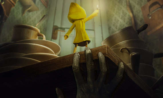 Little Nightmares launches tomorrow