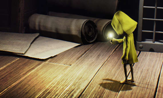 Watch 7 minutes of gameplay from Little Nightmares