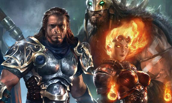 Perfect World and Cryptic Studios announce Magic: the Gathering RPG