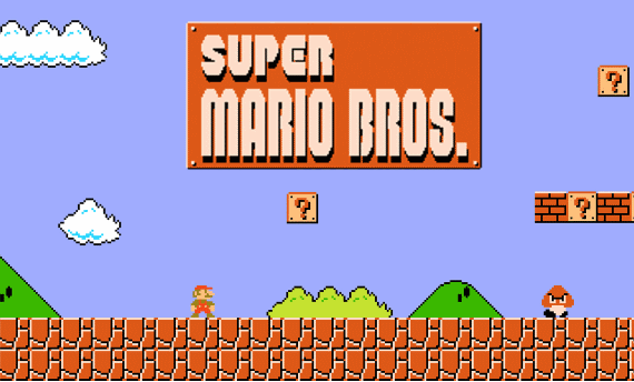 A rare copy of Super Mario Bros. sells for $30,000