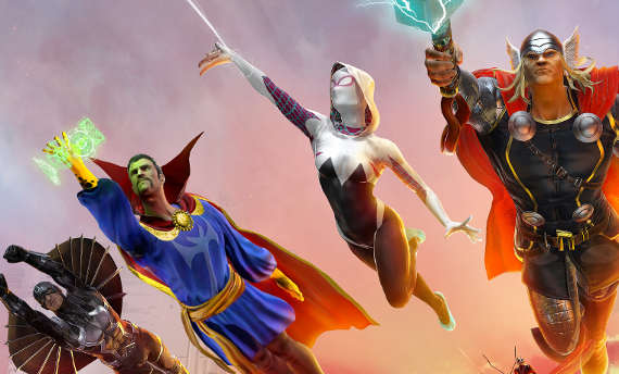 Marvel Heroes Omega announced for PS4 and XO