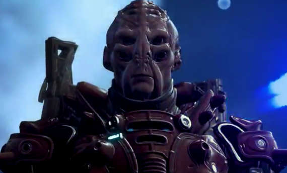 Batarians are coming to Mass Effect Andromeda
