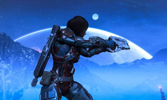Like every game, Mass Effect Andromeda is getting a Day 1 patch