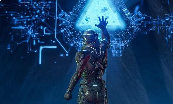 You'll craft melee weapons in Mass Effect Andromeda