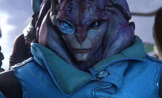 Mass Effect Andromeda gets an improved character creator