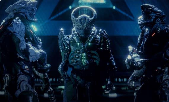 Mass Effect Andromeda - the launch trailer is here