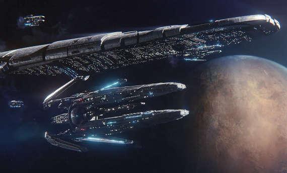 You can take a tour through Mass Effect Andromeda's Nexus