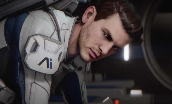 BioWare teases the journey ahead for Mass Effect Andromeda