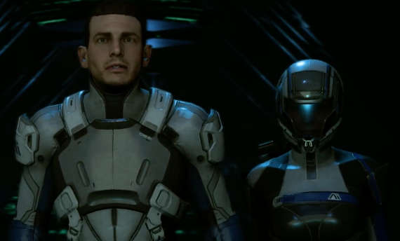 Mass Effect Andromeda's voice actors act as family
