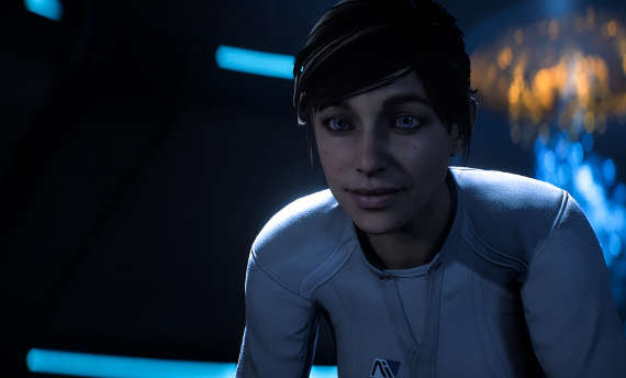 Take a look at characters and enemies of Mass Effect Andromeda
