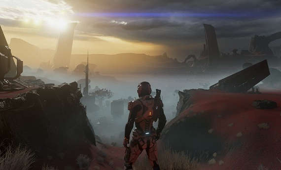Mass Effect Andromeda won't release on Nintendo Switch