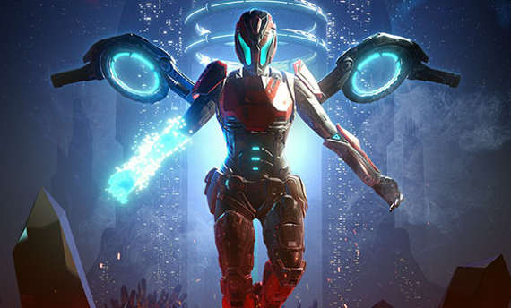 Matterfall gets a lengthy, 8-minutes-long gameplay