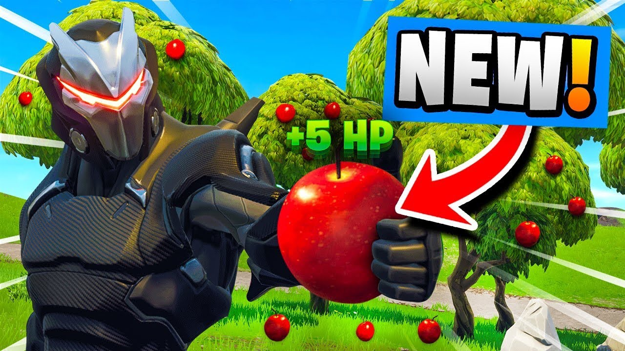Fortnite Apples
