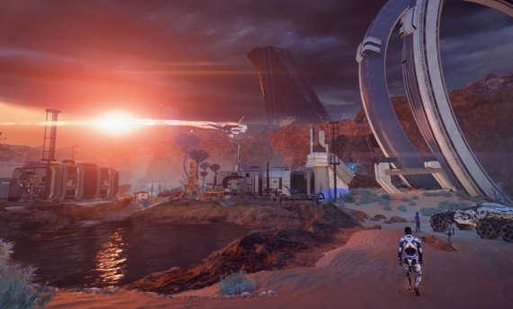 BioWare wants to make Mass Effect Andromeda a better game