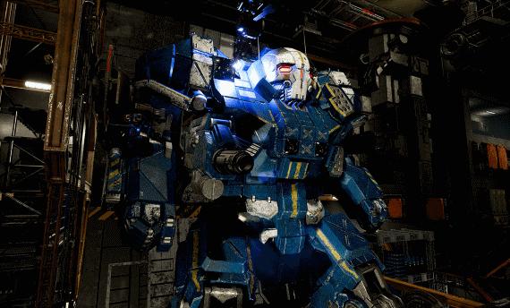 MechWarrior 5: Mercenaries is coming December 2018