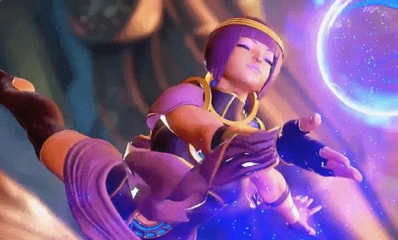 Menat Street Fighter 5