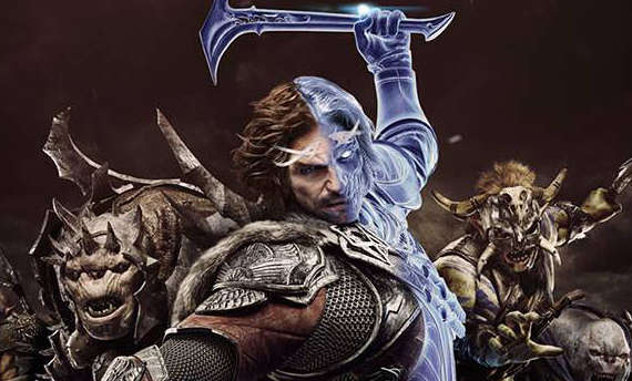 You'll collect and modify your gear in Middle-earth: Shadow of War