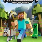 minecraft game box cover art