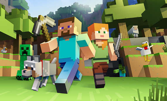 Minecraft sales exceed 122 million copies