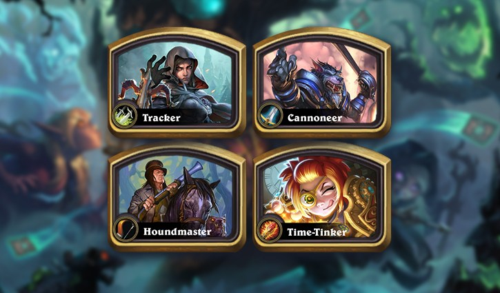 Herthstone Witchwood, Hearthstone Witchwood M<onster Hunt