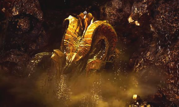 monster hunter world kulve taroth arrives