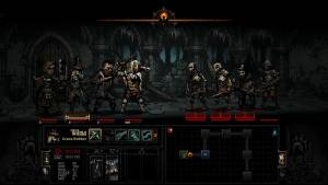 Monsters in Darkest Dungeon