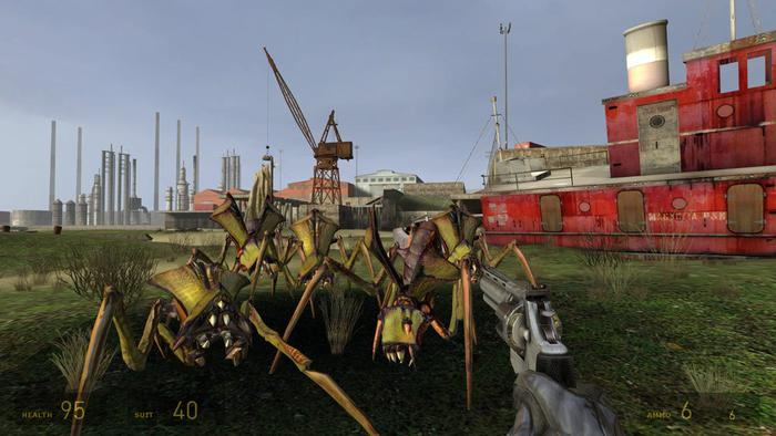 half life 2 insectoids
